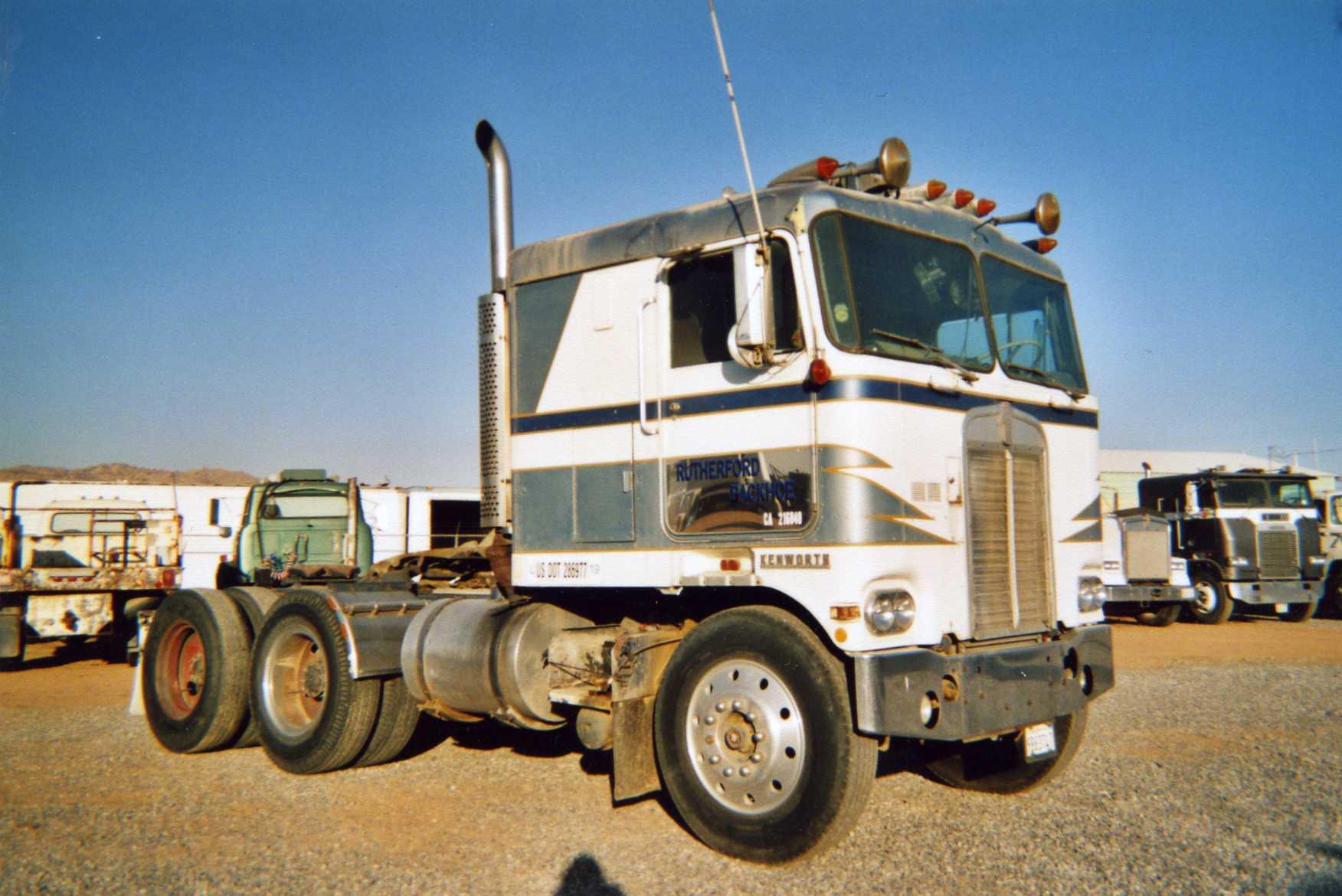 Westway Truck Sales ♢ Truck and Trailer Parking Or Storage